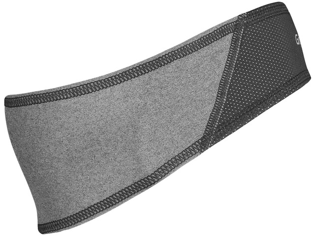 GripGrab Windproof Headband Damen grey